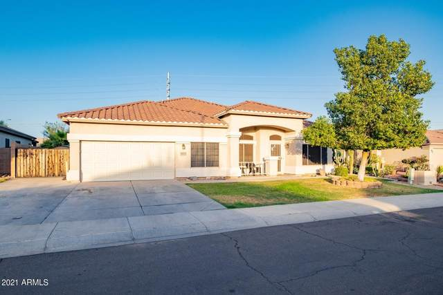 16011 N Gil Balcome Street, Surprise, AZ 85374 (MLS #6209634) :: Yost Realty Group at RE/MAX Casa Grande