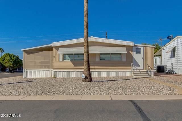 9501 E Broadway Road #9, Mesa, AZ 85208 (MLS #6209640) :: The Luna Team