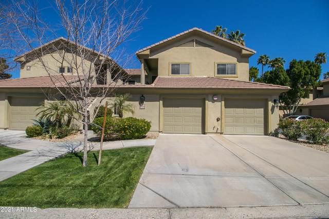 7401 W Arrowhead Clubhouse Drive #2024, Glendale, AZ 85308 (MLS #6209642) :: The Daniel Montez Real Estate Group