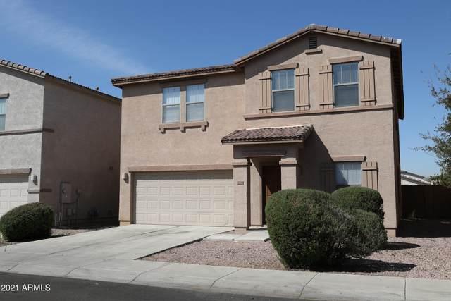 2210 N 91ST Lane, Phoenix, AZ 85037 (MLS #6209655) :: neXGen Real Estate
