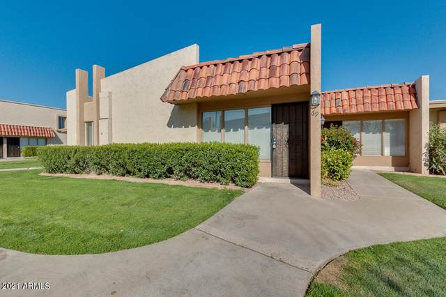 1320 E Bethany Home Road #69, Phoenix, AZ 85014 (MLS #6209674) :: Kepple Real Estate Group