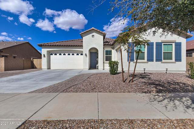 19014 E Carriage Way, Queen Creek, AZ 85142 (MLS #6209698) :: The Everest Team at eXp Realty