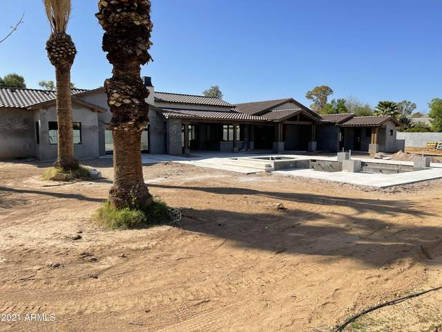 11001 N 60TH Street, Scottsdale, AZ 85254 (MLS #6209727) :: My Home Group