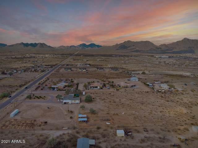 3550 W Phillips Road, Queen Creek, AZ 85142 (MLS #6209739) :: Devor Real Estate Associates