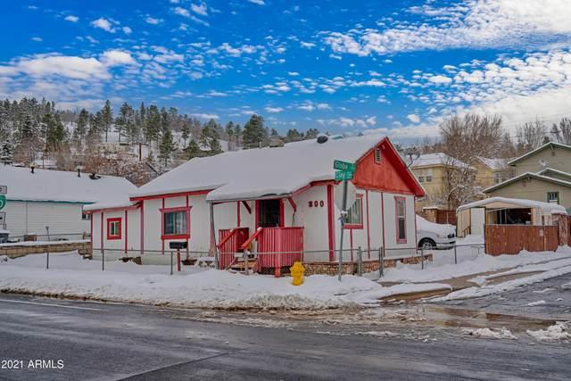 800 W Clay Avenue, Flagstaff, AZ 86001 (MLS #6209752) :: Conway Real Estate
