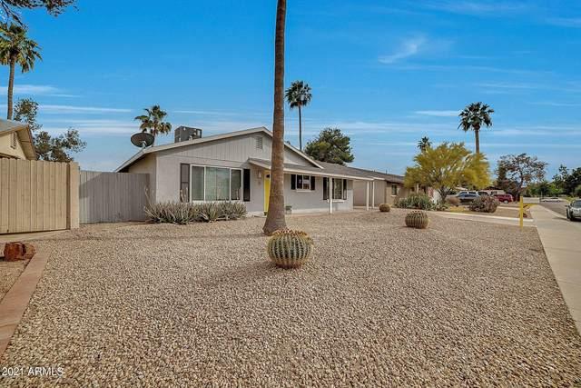 31 E Duke Drive, Tempe, AZ 85283 (MLS #6209763) :: Yost Realty Group at RE/MAX Casa Grande