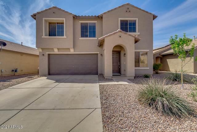 41789 W Cheyenne Drive, Maricopa, AZ 85138 (MLS #6209776) :: Long Realty West Valley