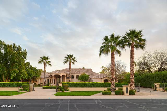 6845 E Fanfol Drive, Paradise Valley, AZ 85253 (MLS #6209790) :: Lucido Agency