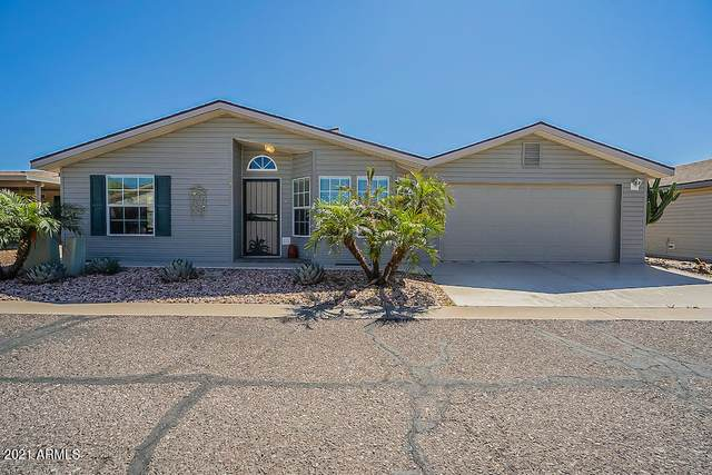 3301 S Goldfield Road #1067, Apache Junction, AZ 85119 (MLS #6209798) :: The Everest Team at eXp Realty