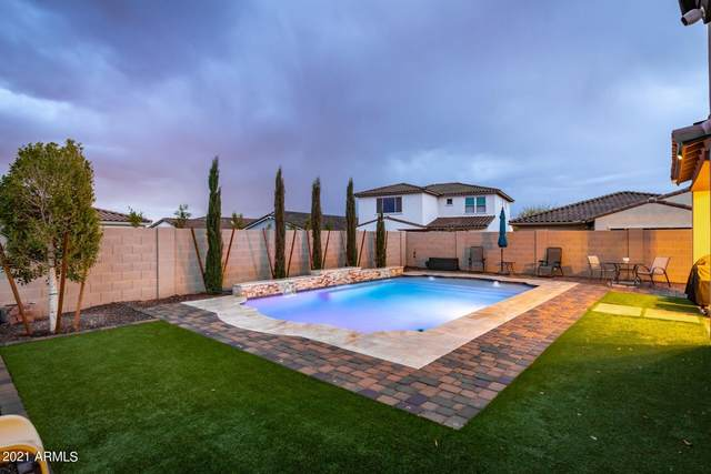 2525 N Springfield Street, Buckeye, AZ 85396 (MLS #6209806) :: Devor Real Estate Associates