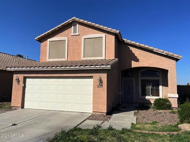 12670 W Hollyhock Drive, Avondale, AZ 85392 (MLS #6209864) :: Hurtado Homes Group