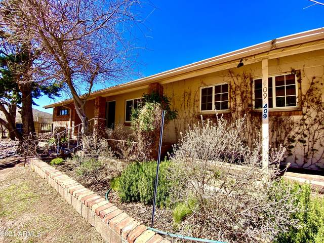 409 Black Knob View, Bisbee, AZ 85603 (#6209870) :: The Josh Berkley Team