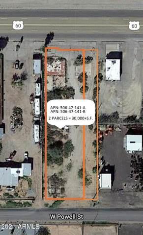 512XX W Us Highway 60, Aguila, AZ 85320 (MLS #6209892) :: Yost Realty Group at RE/MAX Casa Grande