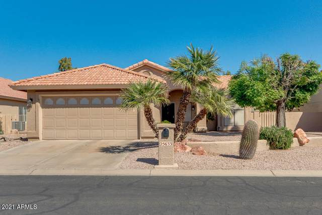 25633 S Flame Tree Drive, Sun Lakes, AZ 85248 (MLS #6209912) :: The Dobbins Team