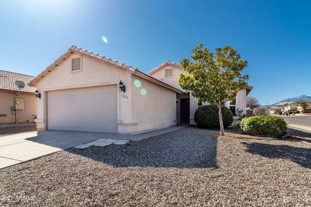 5222 Planada Drive, Sierra Vista, AZ 85635 (MLS #6209918) :: Yost Realty Group at RE/MAX Casa Grande