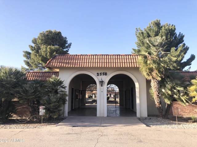 2550 E 15TH Street #104, Douglas, AZ 85607 (MLS #6209951) :: Midland Real Estate Alliance