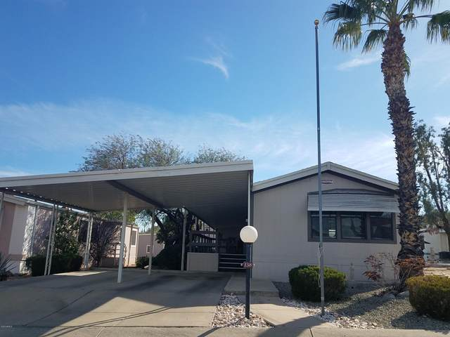 2233 E Behrend Drive Lot 138, Phoenix, AZ 85024 (MLS #6209963) :: The Everest Team at eXp Realty