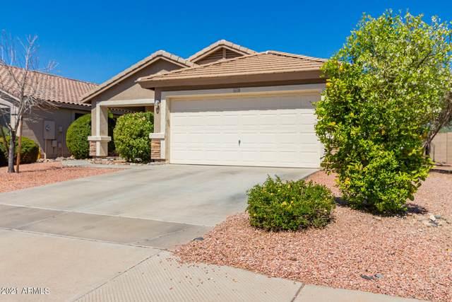 16528 W Post Drive, Surprise, AZ 85388 (MLS #6209969) :: Yost Realty Group at RE/MAX Casa Grande