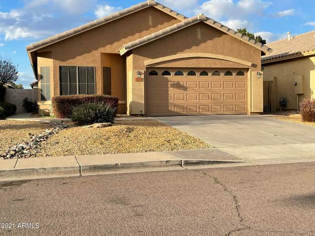 8814 W Laurel Lane, Peoria, AZ 85345 (MLS #6209970) :: Yost Realty Group at RE/MAX Casa Grande