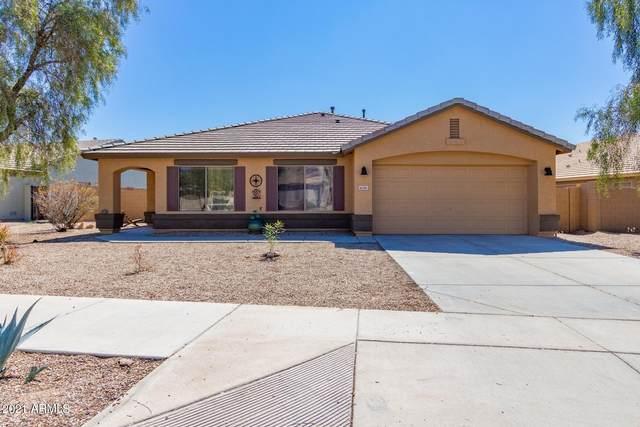 16395 W Monroe Street, Goodyear, AZ 85338 (MLS #6209978) :: The Property Partners at eXp Realty