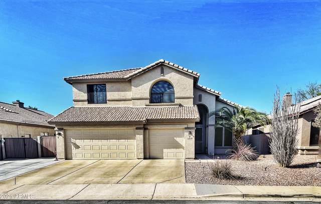 10528 E Forge Avenue, Mesa, AZ 85208 (MLS #6210028) :: Yost Realty Group at RE/MAX Casa Grande