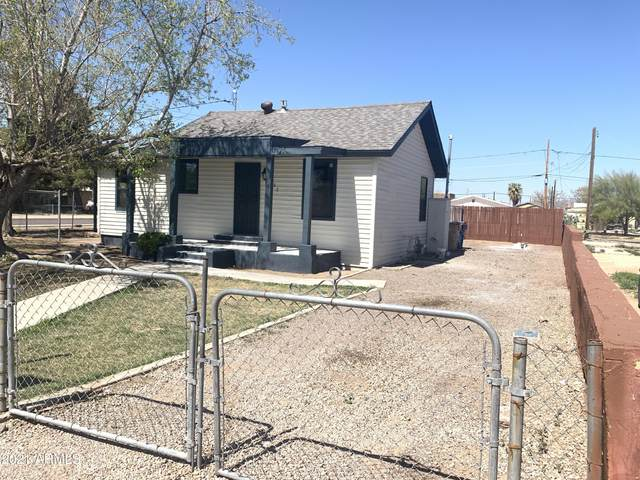 202 E Clanton Avenue, Buckeye, AZ 85326 (MLS #6210035) :: The Laughton Team