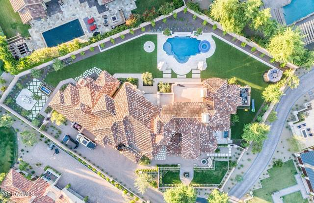 9926 E Kemper Way, Scottsdale, AZ 85255 (MLS #6210047) :: My Home Group