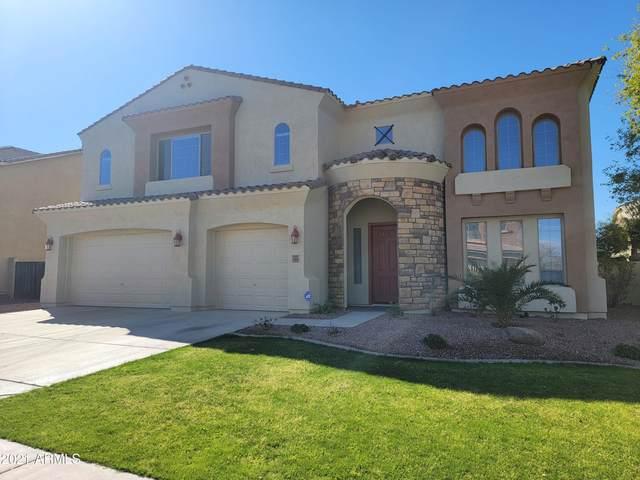 12919 W Mclellan Road, Glendale, AZ 85307 (MLS #6210060) :: Midland Real Estate Alliance