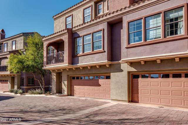3935 E Rough Rider Road #1014, Phoenix, AZ 85050 (MLS #6210064) :: Devor Real Estate Associates