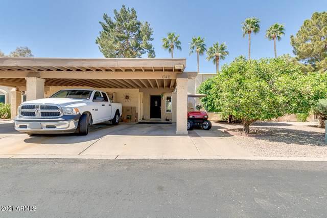 640 S 77TH Street, Mesa, AZ 85208 (MLS #6210065) :: Devor Real Estate Associates