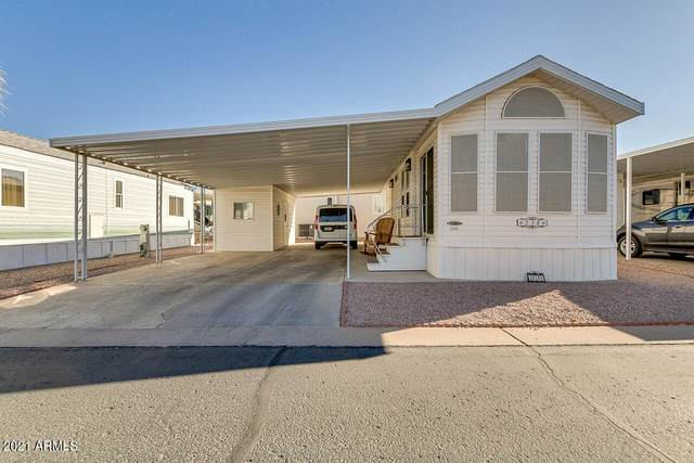 111 S Greenfield Road, Mesa, AZ 85206 (MLS #6210081) :: Synergy Real Estate Partners