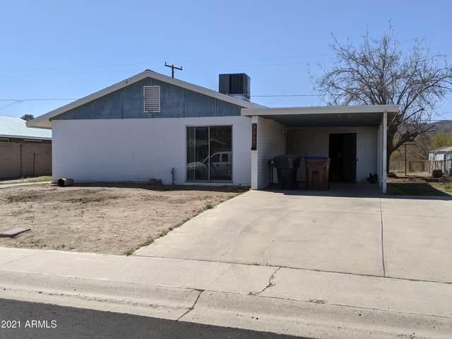 337 W Hartford Road, Kearny, AZ 85137 (MLS #6210132) :: Yost Realty Group at RE/MAX Casa Grande