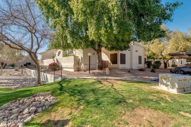 2100 W Lemon Tree Place #95, Chandler, AZ 85224 (MLS #6210171) :: Executive Realty Advisors