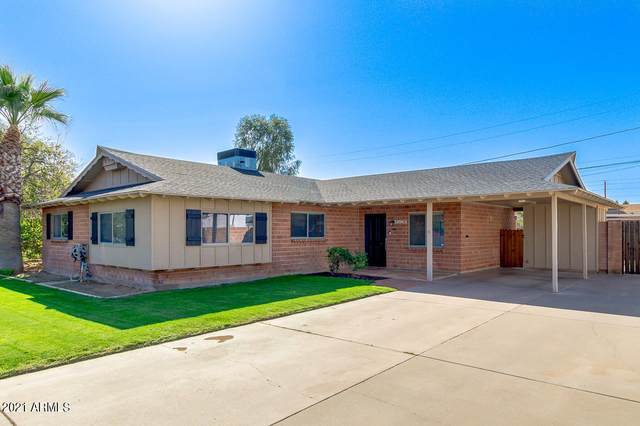 8433 E Vernon Avenue, Scottsdale, AZ 85257 (MLS #6210208) :: My Home Group