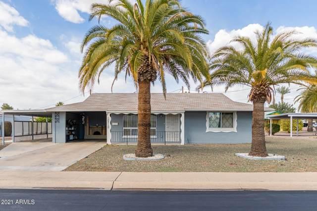 10710 W Cherry Hills Drive W, Sun City, AZ 85351 (MLS #6210219) :: Hurtado Homes Group