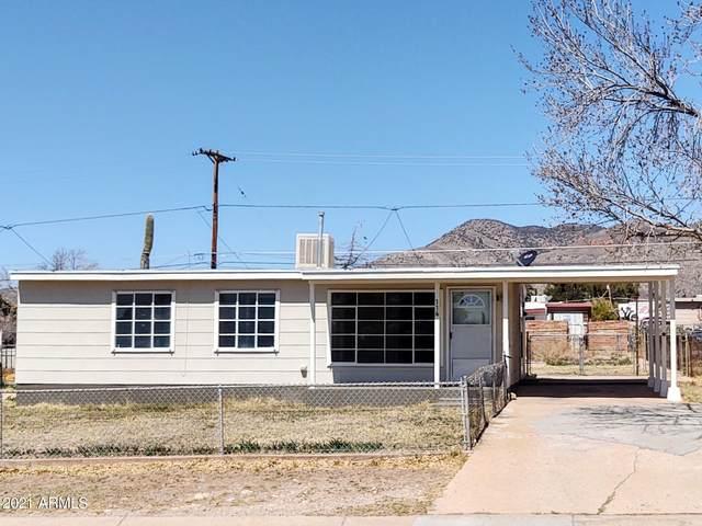 116 Graham Drive, Bisbee, AZ 85603 (MLS #6210258) :: Devor Real Estate Associates