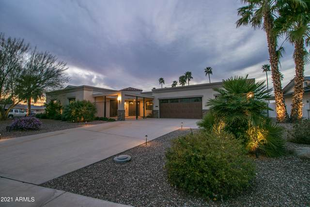 13814 N 99TH Drive, Sun City, AZ 85351 (MLS #6210263) :: BVO Luxury Group