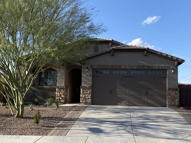 17212 W Butler Avenue, Waddell, AZ 85355 (MLS #6210269) :: Yost Realty Group at RE/MAX Casa Grande