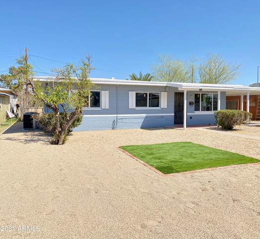 2019 N 28TH Street, Phoenix, AZ 85008 (MLS #6210281) :: Yost Realty Group at RE/MAX Casa Grande