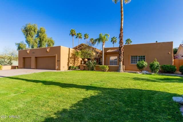 8699 E Aster Drive, Scottsdale, AZ 85260 (MLS #6210289) :: Yost Realty Group at RE/MAX Casa Grande