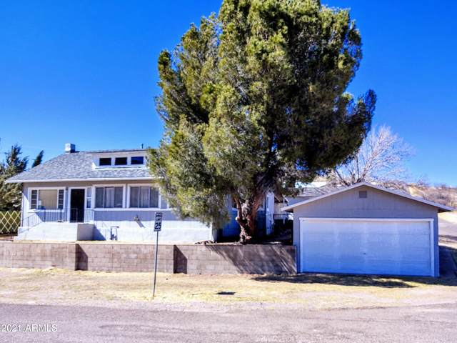 421 Black Knob View, Bisbee, AZ 85603 (MLS #6210290) :: The Property Partners at eXp Realty