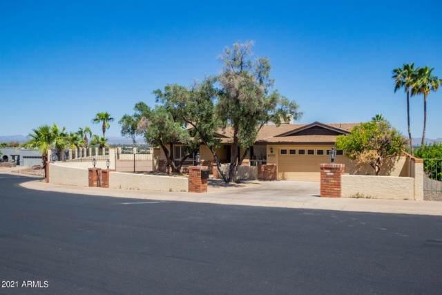 1931 E Greenway Road, Phoenix, AZ 85022 (MLS #6210304) :: Yost Realty Group at RE/MAX Casa Grande