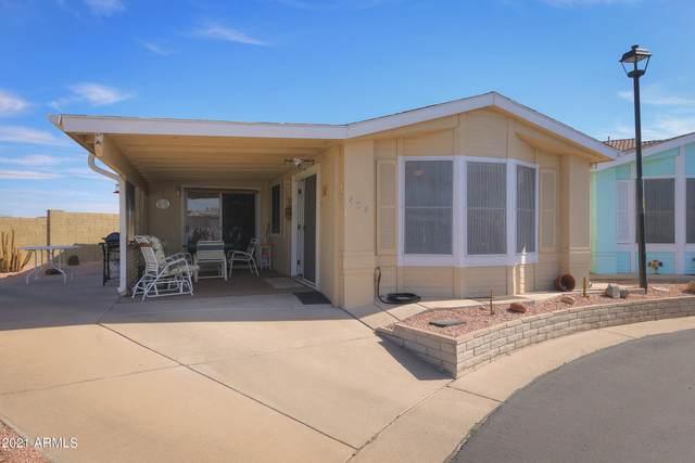 5735 E Mcdowell Road #484, Mesa, AZ 85215 (MLS #6210310) :: Midland Real Estate Alliance