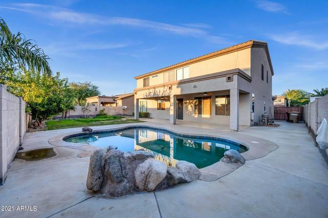 26076 N 73RD Drive, Peoria, AZ 85383 (MLS #6210316) :: Howe Realty