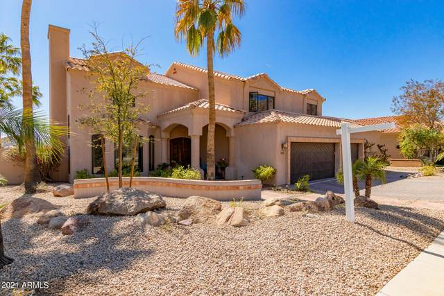2103 E Clubhouse Drive, Phoenix, AZ 85048 (MLS #6210332) :: Yost Realty Group at RE/MAX Casa Grande