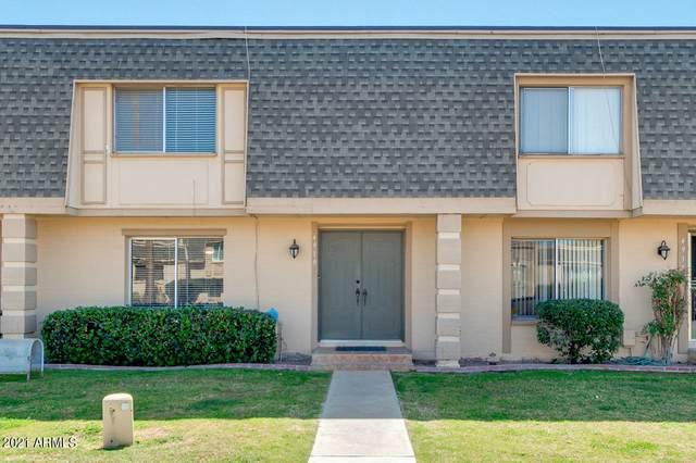 4919 N Granite Reef Road, Scottsdale, AZ 85251 (MLS #6210391) :: Midland Real Estate Alliance