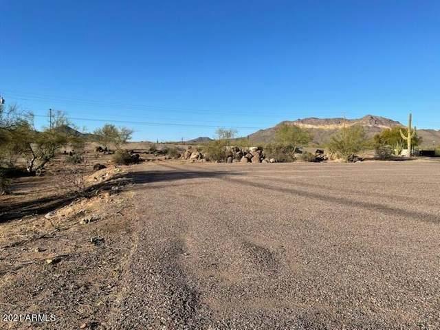9605 E Mckellips Road, Mesa, AZ 85207 (MLS #6210427) :: The Daniel Montez Real Estate Group