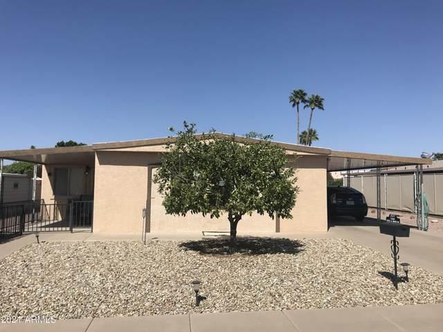 2537 N Lema Drive, Mesa, AZ 85215 (MLS #6210447) :: BVO Luxury Group
