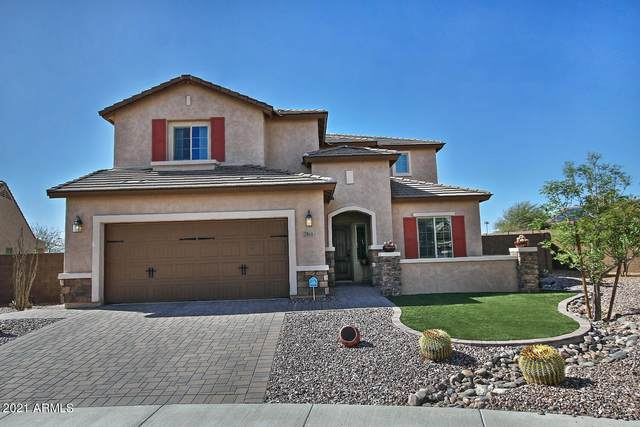 2868 N Crestwood Court, Florence, AZ 85132 (MLS #6210457) :: The Property Partners at eXp Realty