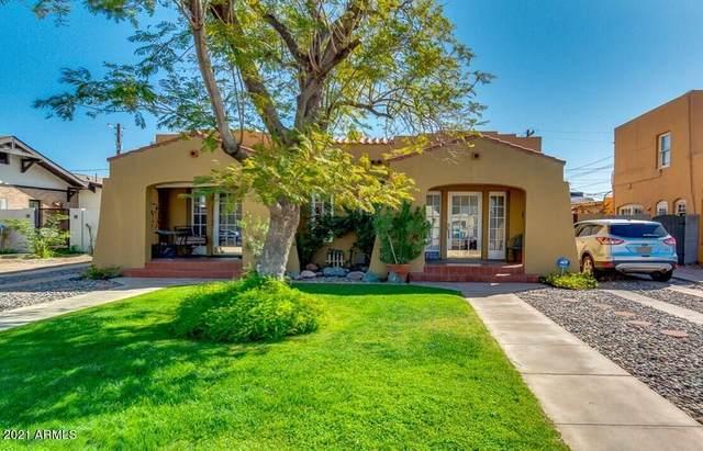 2505 N 10TH Street, Phoenix, AZ 85006 (MLS #6210462) :: Long Realty West Valley